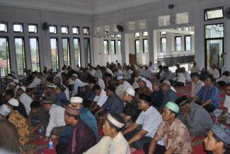 Kajian Fiqh Terapan di TQN Center Digelar Selama Ramadhan