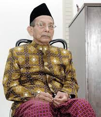 Kyai Muchit Muzadi Wafat