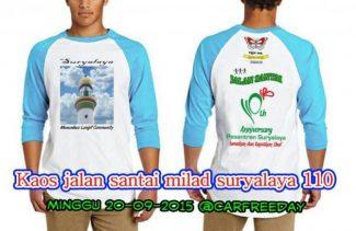 YSB Perwakilan Jakarta Pusat Gagas Fun Walk