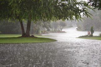 Dengan Hujan, Kita Dipanggil
