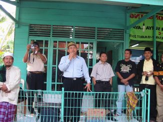 Mengenang Tsunami Aceh dan TD-SUA (bag. 1)