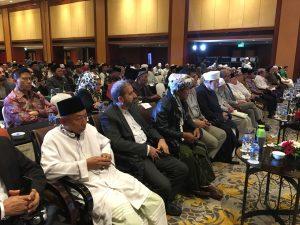 KH. Ma'ruf Amin Buka Seminar Internasional Imam al-Ghazali di Borobudur
