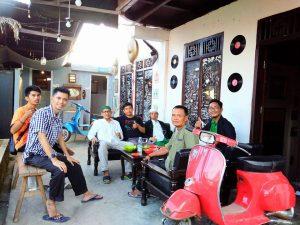 Anak Muda Sulut Gerakkan Manaqib Keliling di Kotamobagu