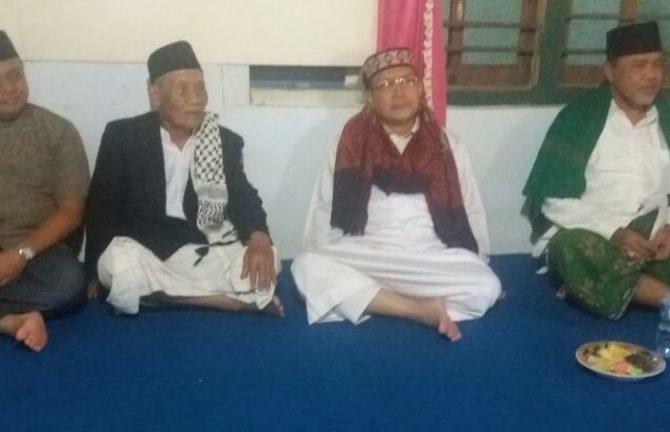 Ke Bengkulu, Mudir Aam JATMAN Keliling Kunjungi Syu'biyah
