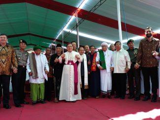 Musda JATMAN Jawa Timur Resmi Dibuka Oleh Wakil Rais Aam, KH. Ali Mas'adi