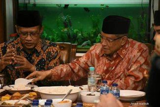 Ini Lima Poin Pernyataan Bersama NU dan Muhammadiyah