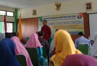 PGMI Suryalaya Gelar Workshop Peningkatan Kompetensi Guru SD/MI