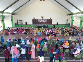 Gebyar Kreatifitas Taman Kanak-Kanak di Suryalaya diikuti 325 Peserta