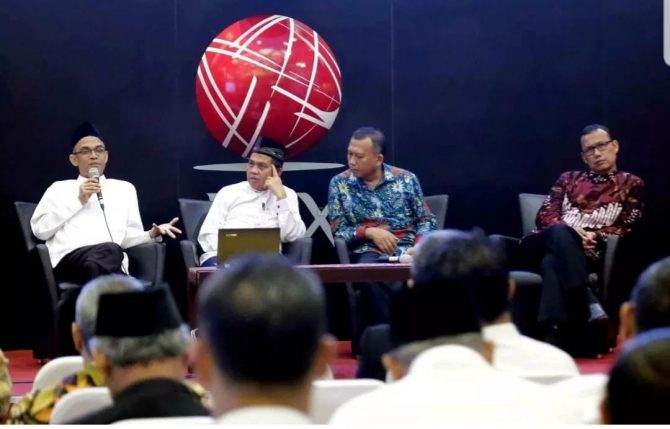 JATMAN DKI Jakarta Gelar Diskusi Ekonomi Syariah di Bursa Efek Indonesia