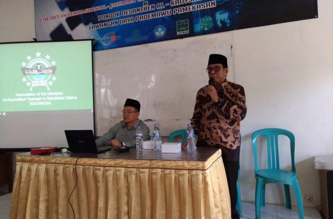 Pesantren al-Kautsar Gelar Pelatihan Pemanfaatan Multimedia Untuk Guru dan Muballigh