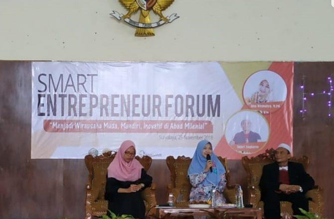 Pendiri Agroprima Industri, Supri Sugiarto: Gunakan Prinsip SMART Dalam Menjalankan Usaha