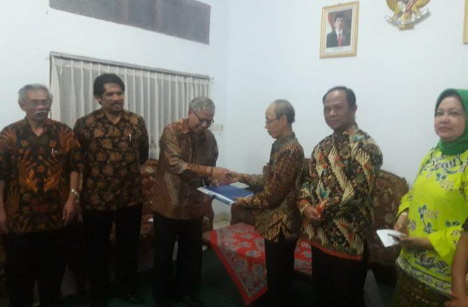 Tim Akreditasi Institusi PT Kunjungi IAILM Untuk Lakukan Assessment